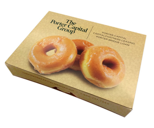 Custom Printed Donut Boxes | Wholesale Donut Packaging