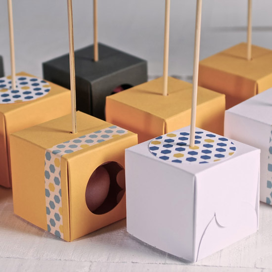 Cake pop packaging Boxes