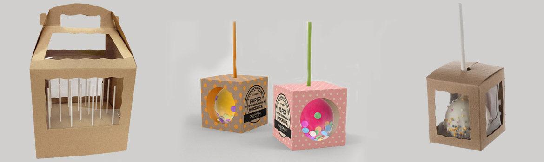 Cake Pop Boxes