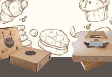 Pie packaging Boxes