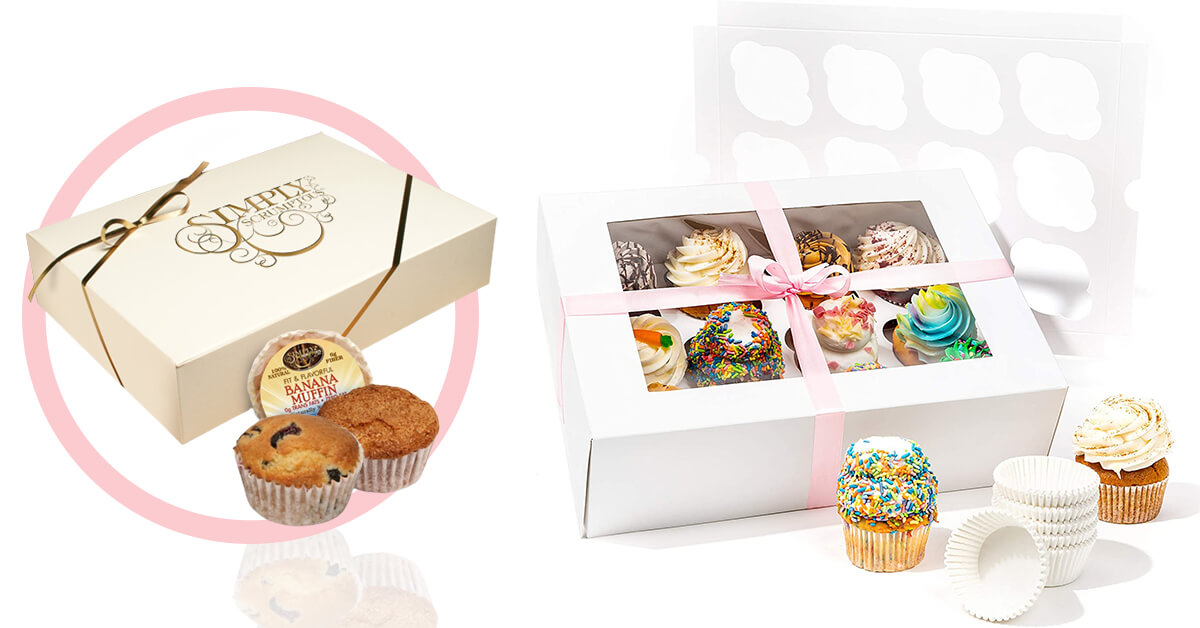 muffin boxes Packaging