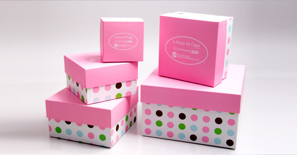 Customized Bakery Packaging Boxes