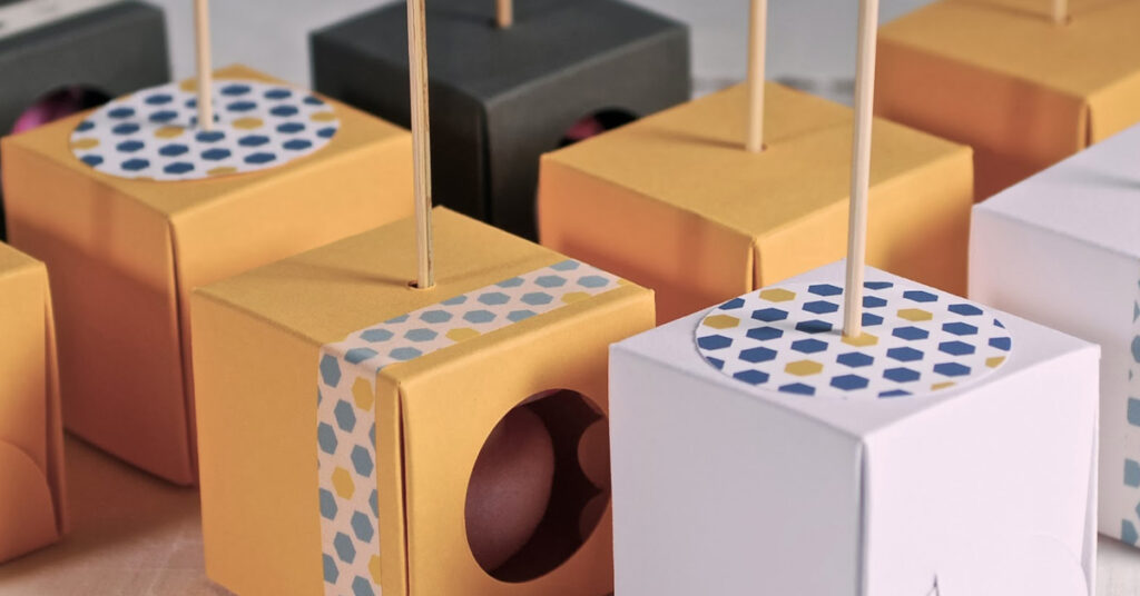 Cake Pop Boxes Suppliers